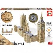 Educa Borrás - Parlamento y Big Ben - 3D Monument Puzzle