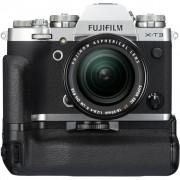 Fujifilm X-T3 Zilver + XF 18-55mm + VG-XT3 Vertical Battery