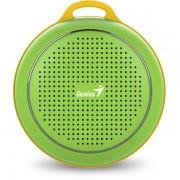 Bežični zvučnik Genius SP-906BT, Bluetooth, 3W, Zelena -