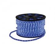 Blue Static Led Rope Light 90m Eagle