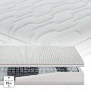 Cortassa Garda 800 Memory Classic Sfoderabile Silver Active 200cm 165cm