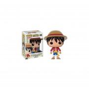 Funko Pop Monkey D. Luffy De One Piece Anime Vinyl-Multicolor