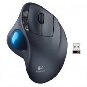 Logitech Wireless Trackball M570 Оптична Безжична Мишка