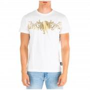Versace Jeans Couture T-shirt maglia maniche corte girocollo uomo slim