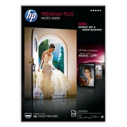 HP Premium Plus Glossy Photo Paper 20 shts, A4