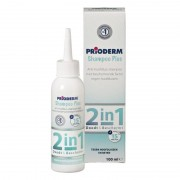 Prioderm Shampoo Plus 2in1 - 100ml
