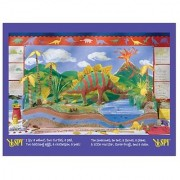 Briatpatch - Scholastic - I SPY - Stegosaurus Puzzle - 100 Pc