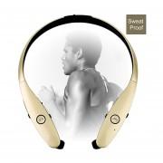 Eb Cuello Colgando Auriculares Inalámbricos Bluetooth-Oro
