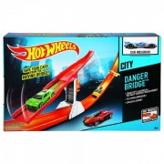 Pista City – Podul Periculos - Hot Wheels