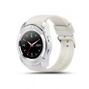Stylos Reloj Inteligente SW2 Pantalla Circular Touch RAM 32MB + 32MB Cam 0.3mpx Bluetooth Blanco