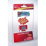 Etch A Sketch Miniature Edition- Pocket Sized Classic Sketching Pad For Ages 3+