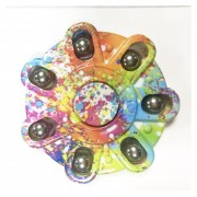 Hand Spinner Finget Spinner Siete Spinner Para Autismo ADHD EDC Juguetes -Colorido