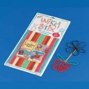 Wikki Stix Neon - bețișoare pentru desene tactile colorate