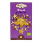 Ceai Shoti Maa Sundial Unwind Vanilla Chai Bio 16dz
