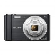 Sony Cybershot DSC-W810 compact camera Zwart
