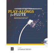 Universal Edition Play-Alongs for Flute