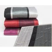 Prekrivač štepani poliester #1 siva