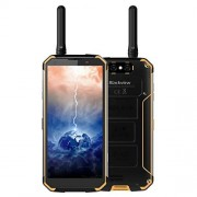 Blackview BV9500 Pro 6 GB + 128 GB 10000 mAh batería 5,7 pulgadas Android 8.1 Helio P23 (MT6763T) Octa Core hasta 2,5 GHz GSM & WCDMA & FDD-LTE, Amarillo