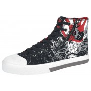 Five Finger Death Punch EMP Signature Sneaker high - Offizielles Merchandise