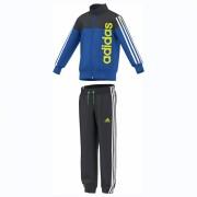 Adidas Детски Спортен Екип LK ESS S PES TS