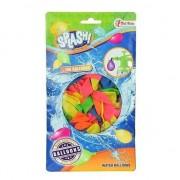 Geen 100x Gekleurde waterballonnen speelgoed - Action products