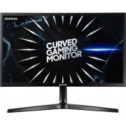 Samsung C24RG54FQU Curved Gaming Monitor »59,8 cm (23,5) Full HD, 4 ms«, schwarz, Energieeffizienzklasse B