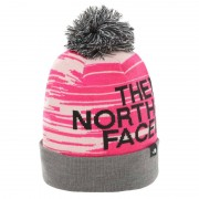 The North Face Youth Ski Reversible Tuken Beanie Rosa