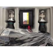 Kit BiXenon, balast slim digital, H4, 35W, 12V