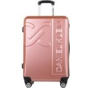Daniel Klein Large Trolley Bag (DKL.7003.30.L) Cabin Luggage - 20 inch(Pink)