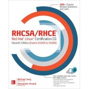 RHCSA/RHCE Red Hat Linux Certification Study Guide (Exams Ex200 & Ex300), Paperback