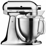 KitchenAid 5KSM185PSBCR Artisan 4.8L Stand Mixer Chrome