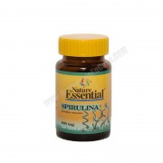 Nature Essential Espirulina 400 mg 100 comprimidos. nature essential - chlorella y espirulina