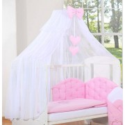 My Sweet Baby 3-Delig Bedset Chic Voile Roze