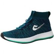 Max Air Running Sports Shoes 8846 Black Greenish