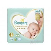 Pampers Premium Care Jumbo Pack pelene, 2 veličina, 94 kom.