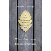 When Awareness Becomes Natural: A Guide to Cultivating Mindfulness in Everyday Life, Paperback