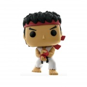 Funko Pop Ryu Special Attack Street Fighter Videogame Retro