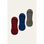 Polo Ralph Lauren - Къси чорапи (3-бройки)
