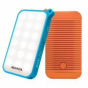POWER BANK ADATA D8000L 8.000 mAh, certificare waterproof IP54, Orange