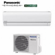 Panasonic CLIMATIZZATORE CONDIZIONATORE PANASONIC INVERTER ETHEREA WHITE CS-E9QKEW A++ 9000 BTU