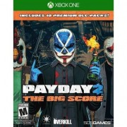 Payday 2: The Big Score Dlc Packs - Xbox One - Unissex