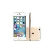 iPhone 6S 32GB Ouro 4G Tela 4,7 Câmera 12MP iOS 11