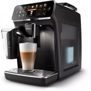 Espressor complet automat Philips EP5441/50, 12 băuturi, 15 bar, 1.8 L, 12 setări de măcinare, LatteGo, Display TFT, Rezervor lapte, Aroma Seal, Negru lucios