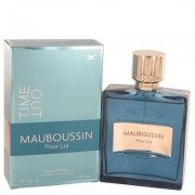 Mauboussin Pour Lui Time Out For Men By Mauboussin Eau De Parfum Spray 3.4 Oz