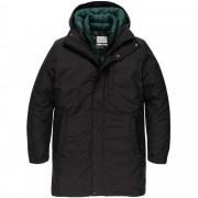 Cast Iron Long jacket ram rod parka 2.0 black