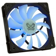 Ventilator Scythe Kaze Flex, 120mm, 800 rpm, PWM (LED RGB)