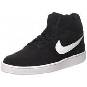 Nike Men Black Court Borough Mid Black Shoe (UK-9)