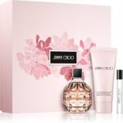 Jimmy Choo For Women coffret VII. Eau de Parfum 100 ml + 7,5 ml + leite corporal 100 ml