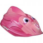 Lazer Nutz Crazy Nutshell Helmet Shell - Fluffy