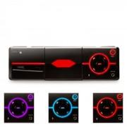 Auna MD-640 Autoradio Bluetooth SD USB Smartphonehalterung - schwarz